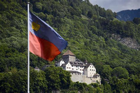 Liechtenstein Gets Even Smaller - WSJ