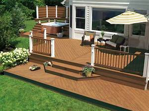 How to determine your deck style hgtv for Whirlpool garten mit balkon pergola