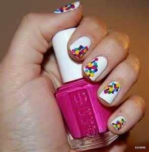 Nail art for beginners polka dots