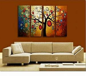 Interior design concept wall decor and modern art