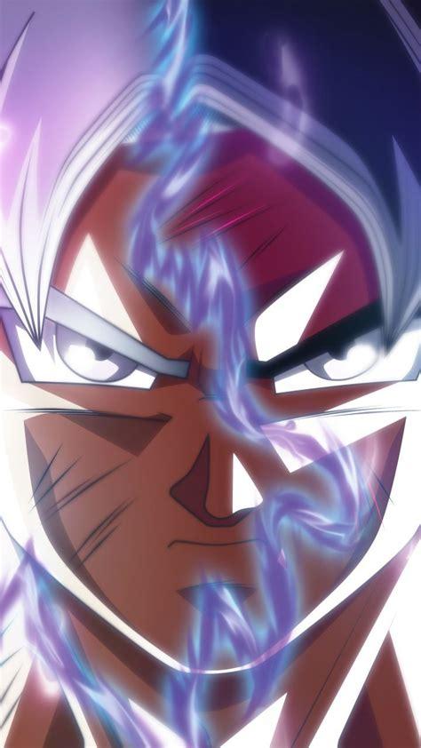 goku face  ultra instinct dragon ball super