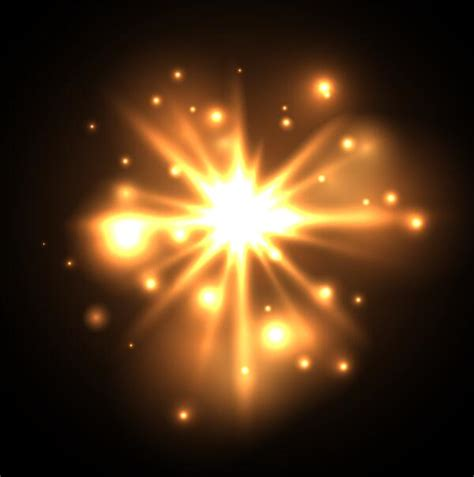 light explosion effect background vector 08 free download