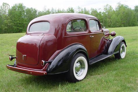 1936 Chevrolet Deluxe Custom Coupe 206138