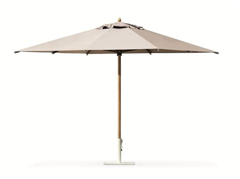 classic square garden umbrella by ethimo