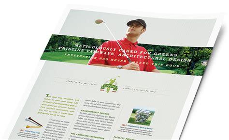 sports fitness marketing brochures flyers postcards