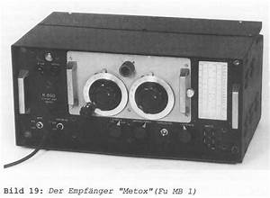 U-boat Radar Warning Receivers