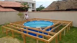treppen billig deze vader had het geld niet om een zwembad aan te leggen in zijn tuin dus deed hij dit