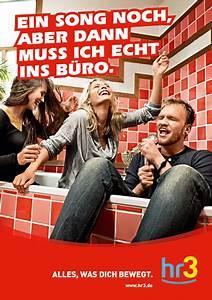 Hr 3 Online : hr3 mit neuen plakaten von grabarz und partner radioszene ~ Watch28wear.com Haus und Dekorationen