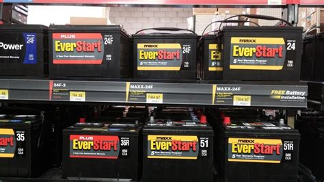 Walmart Everstart Car Battery Warranty