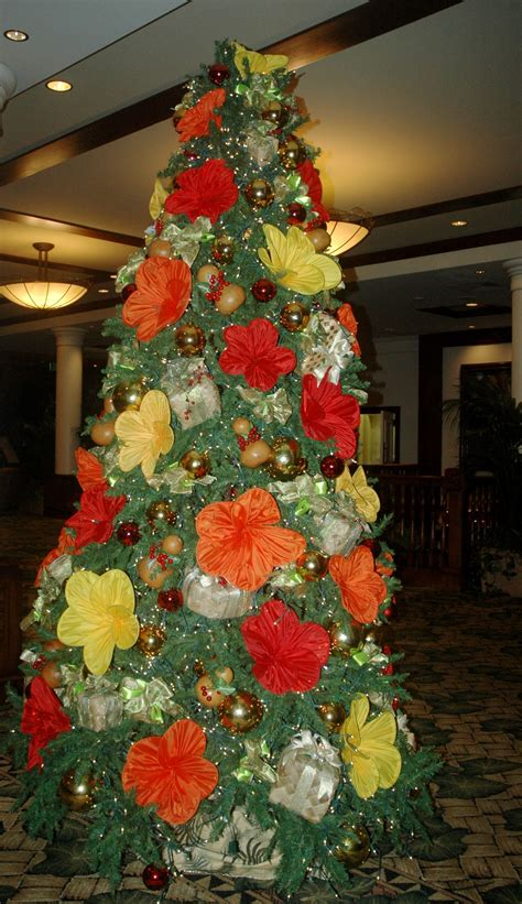 christmas   outrigger hotel  hawaii hawaii hawaii