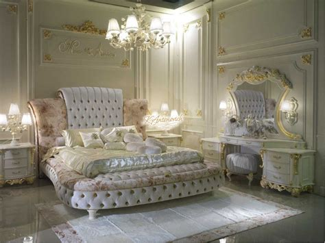 Classic Bedrooms by Classic Bedroom Furniture Italy