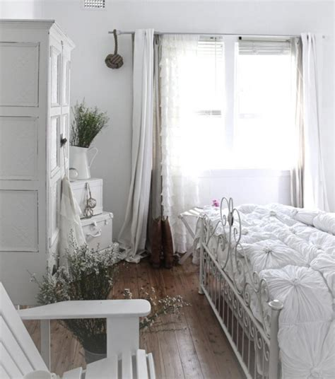 chambre shabby décoration chambre shabby