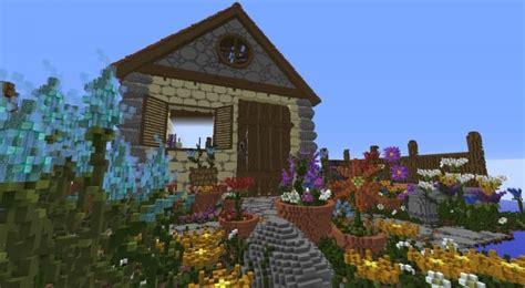 humble homestead minecraft building
