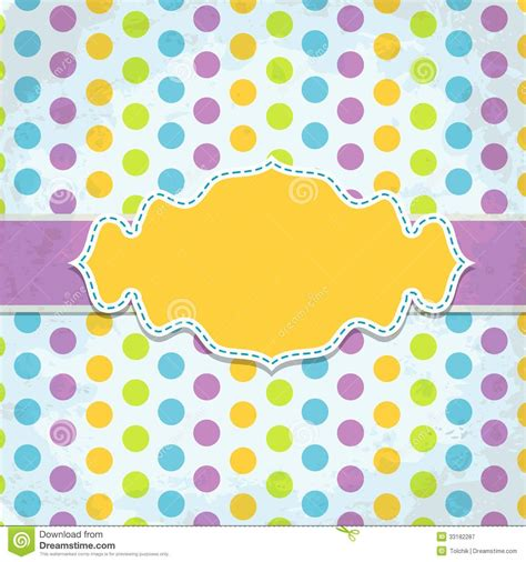 template greeting card vector royalty  stock