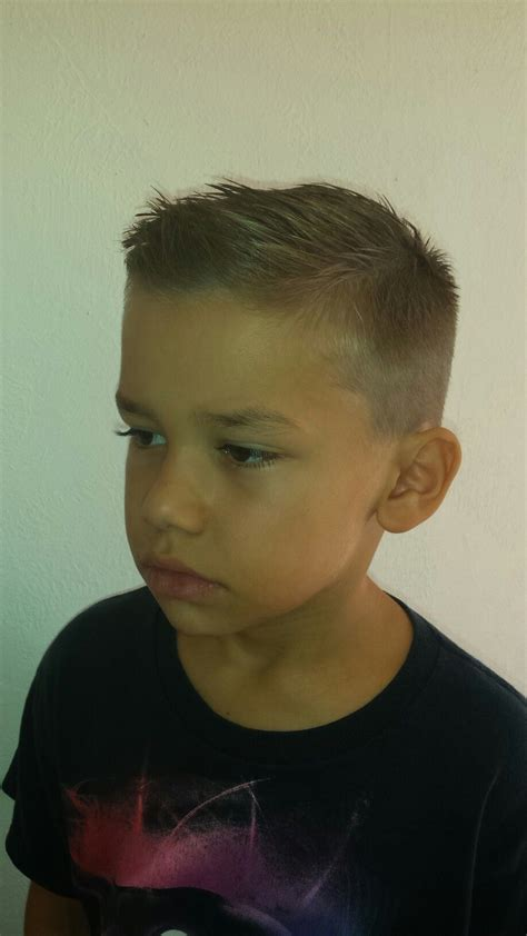 boys haircut short aidans favorites en
