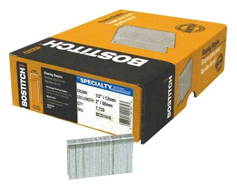 bostitch flooring staples bcs1516 bostitch bcs1516 hardwood flooring staples 2 quot