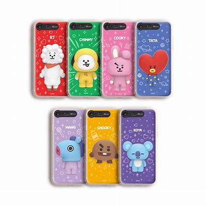 Bt21 Case Iphone Silicon