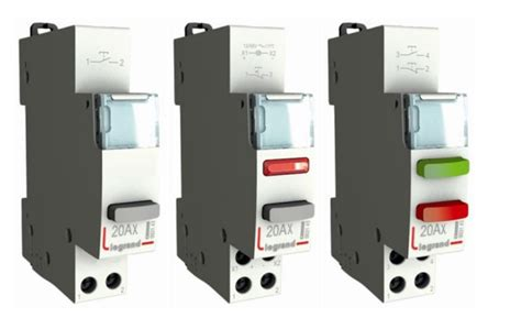 interrupteur le de bureau interrupteur modulaire dans le tableau électrique