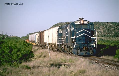 Orient Intermodal - West of San Angelo