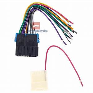 Metra 70-1859 Car Stereo Wiring Harness For 1999