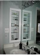Making A Bathroom Wall Cabinet by Girl Meets Home DIY Medicine Cabinet Bathroom Pinterest