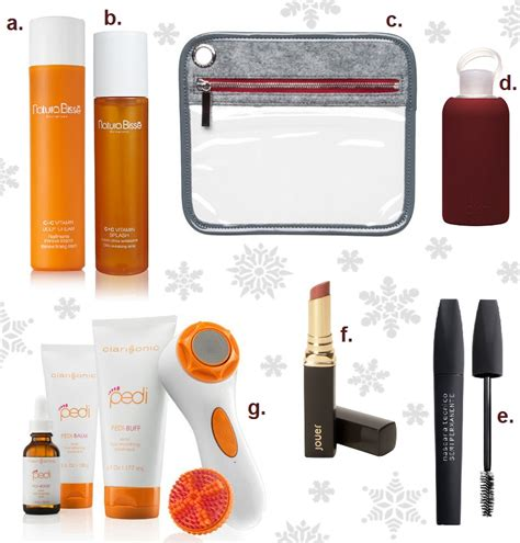 sporty girl holiday gift guide uptown girl of facade beauty