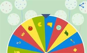 ruleta de la fortuna del cumpleaos de google para jugar