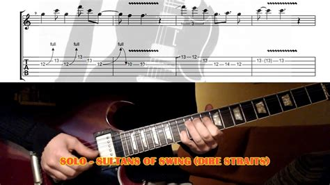 Dire Straits Sultans Of Swing Lesson by Sultans Of Swing 1 2 Dire Straits Guitar Lesson