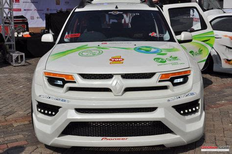 Gambar Mobil Renault Duster by Otosia Modifikasi Apik Lu Kia Dan Renault Duster