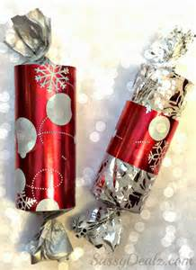 diy toilet paper roll christmas gift boxes packages for kids crafty morning