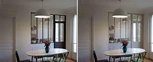 Verrière En Bois : verri re bois ou m tallique deux styles la manufacture nouvelle ~ Melissatoandfro.com Idées de Décoration