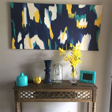 Yellow Gray And Turquoise Living Room by My Home Yellow Gray Turquoise And Navy For The Home