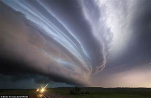 Weather forecaster chases deadly storms through Tornado ...