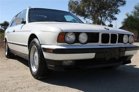 1993 Bmw 525i Touring Wagon For Sale