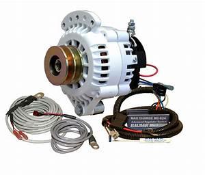 Balmar 621-vup-24-70-dv Alternator And Regulator Kit