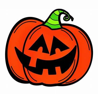 Lantern Jack Clipart Happy Pumpkin Halloween Clip