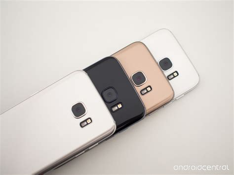 edge color here are all four galaxy s7 and s7 edge colors android