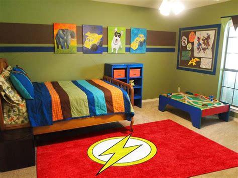 Buy The Flash Super Hero Children's Rug Online