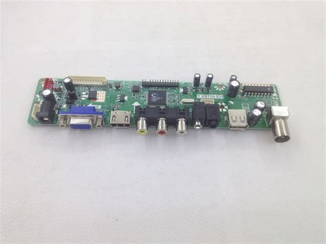 universal lcd led tv mainboard for14 32 inch for samsung tv spare parts buy tv spare parts