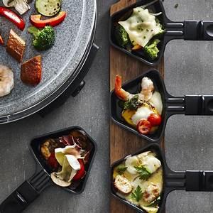 Schweizer Raclette Gerät : raclette triple swiss de thinkswiss magasins stokes ~ Orissabook.com Haus und Dekorationen