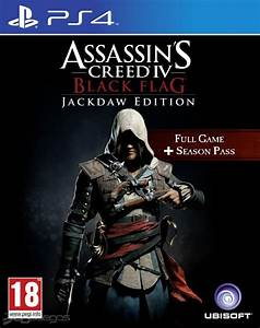 Carátula oficial de Assassin's Creed IV: Black Flag ...