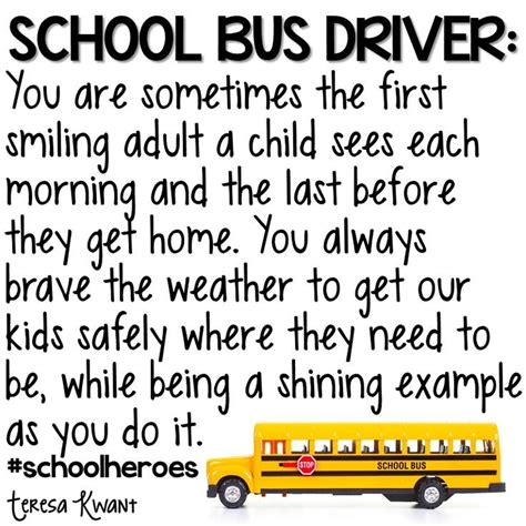 gifts for transport drivers we our drivers inspirational teaching quotes buses boys and
