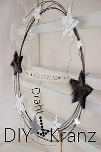 Mit Draht Basteln : diy draht kranz creativlive ~ Watch28wear.com Haus und Dekorationen