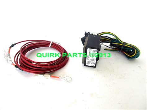 2007 Ford Edge Trailer Wiring by Ford Edge Flex Escape Mkx 4 Pin Trailer Hitch Wiring
