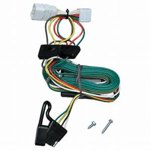 Trailer Wiring Harness Kit For 97