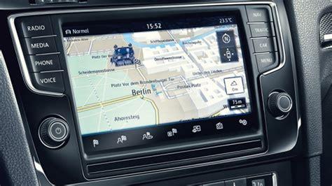 navigationssystem discover media multimedia f 252 r den golf vii bilder screenshots