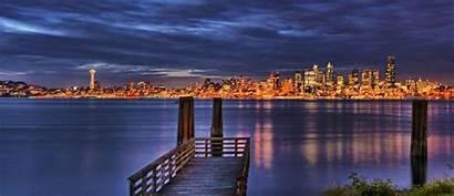 Seattle Wallpapers Washington Desktop Alki Wa Views