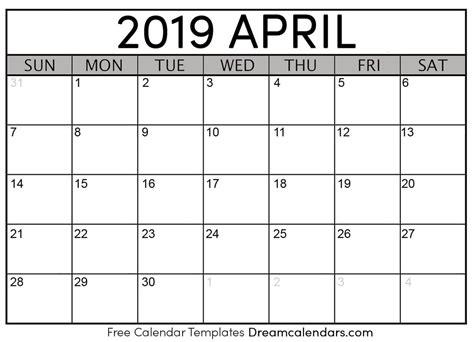 printable april calendar templates helena orstem medium