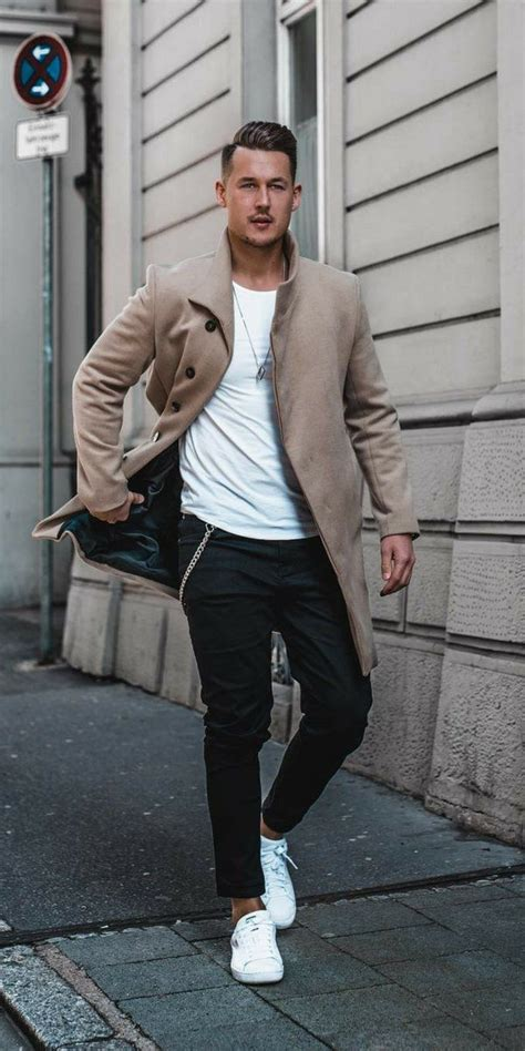 black jeans outfits for men street