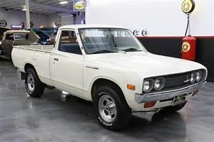 1972 Datsun Pickup 72 Datsun 89k Miles Air